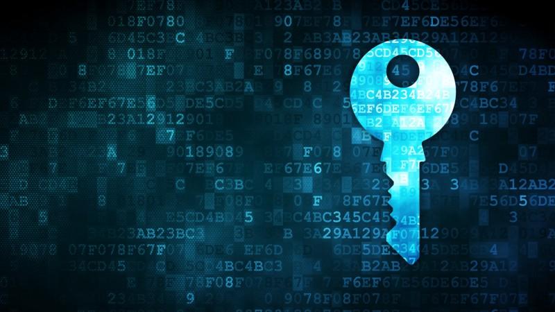 cheia de acces la date informatice