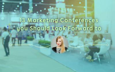 13 conferințe de marketing la care ar trebui să participi măcar o dată în viață